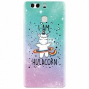 Husa silicon pentru Huawei P9 Plus I Am Hulacorn