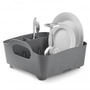 UMBRA Сушилник за съдове TUB - цвят светло сив