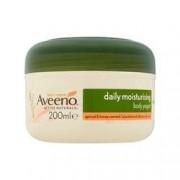 Johnson & Johnson Aveeno Crema Corpo Yogurt Albicocca & Miele 200 Ml