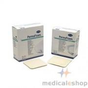 """PermaFoam Comfort Adhesive Standard Island Foam Dressing 6"""" x 6"""" Part No. 409412 Qty Per Box"""