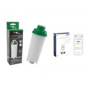 Filter Logic CFL-950B Filtr wody do ekspresów + DeLonghi EcoDecalk Odkamieniacz 100ml