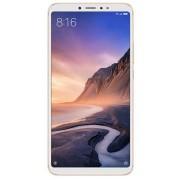 "Telefon Mobil Xiaomi Mi Max 3, Procesor Octa-core 1.8GHz, IPS LCD Capacitive touchscreen 6.9"", 6GB RAM, 128GB Flash, Camera Duala 12+5MP, Wi-Fi, 4G, Dual Sim, Android (Auriu) + Cartela SIM Orange PrePay, 6 euro credit, 6 GB internet 4G, 2,000 minute natio"