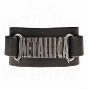 Braccialetto Metallica - ALCHEMY GOTHIC - Logo - HRWL444