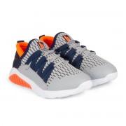 Pantofi Sport Baieti Bibi Evolution Gri/Negru