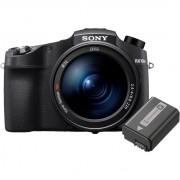 Sony Cybershot DSC-RX10 IV + Sony NP-FW50 accu