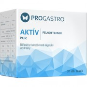 Progastro Aktiv - élőflórát tartalmazó étrendkiegészítő por raktáron