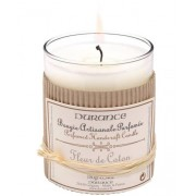 Durance Handcraft Candle Candle Cotton flower