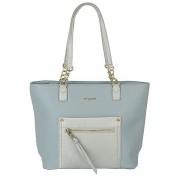 Dámská modrá kabelka David Jones CM3301