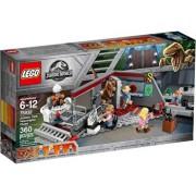 LEGO Jurassic World, Urmarirea Velociraptorului din Jurassic Park 75932
