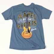 Gibson Played By The Greats T-Shirt S