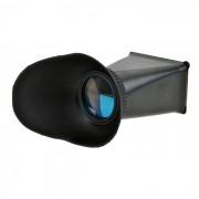 Visor LCD V6 2.8X para Canon EOS M camara digital con objetivo intercambiable - negro