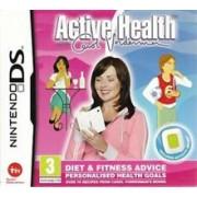 Active Health Carol Vorderman With Activity Meter Nintendo Ds