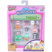 Shopkins Decorator Pack Kitty Kitchen, Happy Places S1
