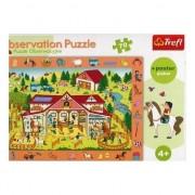 Puzzle, Trefl, 70 elemente