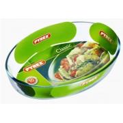 Блюдо овальное 35x24см Pyrex Smart Cooking 346B000/5046
