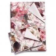 Christy Harlow Duvet Set - Pink - Super King - Pink
