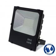 MasterLed - Projetor LED quadrado 100W PLANO - MasterLed