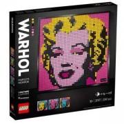 Конструктор Лего Арт - Andy Warhols Marilyn Monroe - LEGO Art, 31197