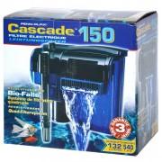 PENN PLAX CASCADE 150 540l/h 132l-ig akváriumi akasztós kűlső szűrő