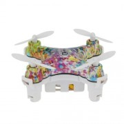 Original Cheerson Cx-10d 4ch 6-Axis Gyro Rtf Mini Rc Quadcopter With 360¡ã Flips And Height Hold Function