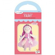 My Studio Girl Dress Up Doll Fairy Kit Petal