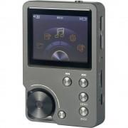 MP3 reproduktor Renkforce RF-MP3-2000 0 GB antracitne boje, audio visoke razlučivosti