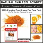 100 Pure Organic natural Orange peel powder 2x 100 Grams
