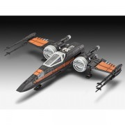 Poes xwing fighter builtplay with sound revell rv6750