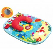 Tiny Love Play Mat Tummy Time Fun Under the Sea 84x62x1 cm 33312036