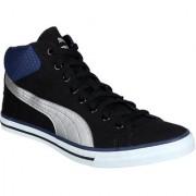 Puma Delta Mid NU IDP Black Blue Sneakers
