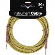 Fender - Custom Shop Cable 6m TW Tweed, Kli/Kli