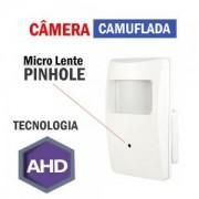 Câmera Camuflada Sensor de Presença SP8030 AHD