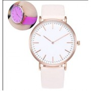 i DIVAS Change Colour In The Sunlight Minimalist Watch For Girls Women