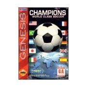 """Sega of America, Inc."" Champions World Class Soccer"