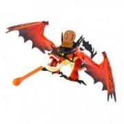 Set de joaca Cum sa-ti dresezi dragonul - Figurine Snotlout si Hookfang - 17 cm