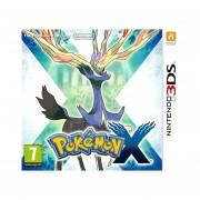 Pokemón X Nintedo 3DS