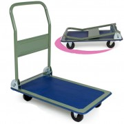 Carretilla de transporte plegable hasta 150 kg
