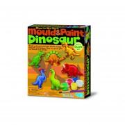 Figura para Moldear y Pintar 4M - Magneto Dinosaurios