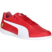 Puma SF Ferrari Future Cat Casual Motorsport Shoes For Men(Red, White)