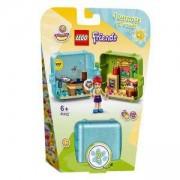 Конструктор Лего Френдс - Летният куб за игра на Mia - LEGO Friends, 41413