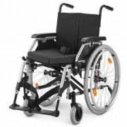 Összecsukható önhajtós kerekesszék kivehető kerékkel, Meyra Eurochair, 48cm