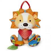 Skip Hop Bandana Buddies Activity Toy - Lion, Multi Color