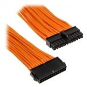 Cablu prelungitor Phanteks 24 pini ATX, 50cm, Orange, PH-CB24P_OR