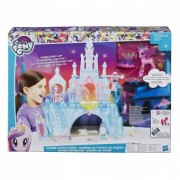 My Little Pony Castelul de Cristal al Printesei Cadance si Flurry Heart B5255