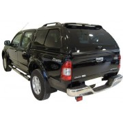 HARD TOP CARRYBOY ISUZU D-MAX DOUBLE CAB SS VITRE LATERALE 2004 - accessoi...