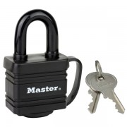 Visací zámek Master Lock odolný povětrnostním vlivům 7804EURD - 40mm