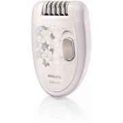 Epilator Satinelle HP6423/00, cu fir
