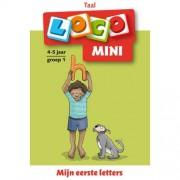 Loco mini Taal: Mijn eerste letters 4;5 jaar groep 1