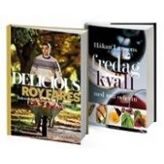 Tidningen Bokpaket Mat Delicious + Fredagkväll med mat och vin 1 nummer