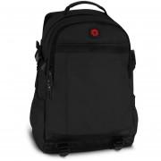 Mochila Para Laptop Swiss Brand Dayton-Negro